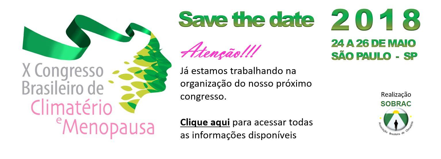 X Congresso SOBRAC