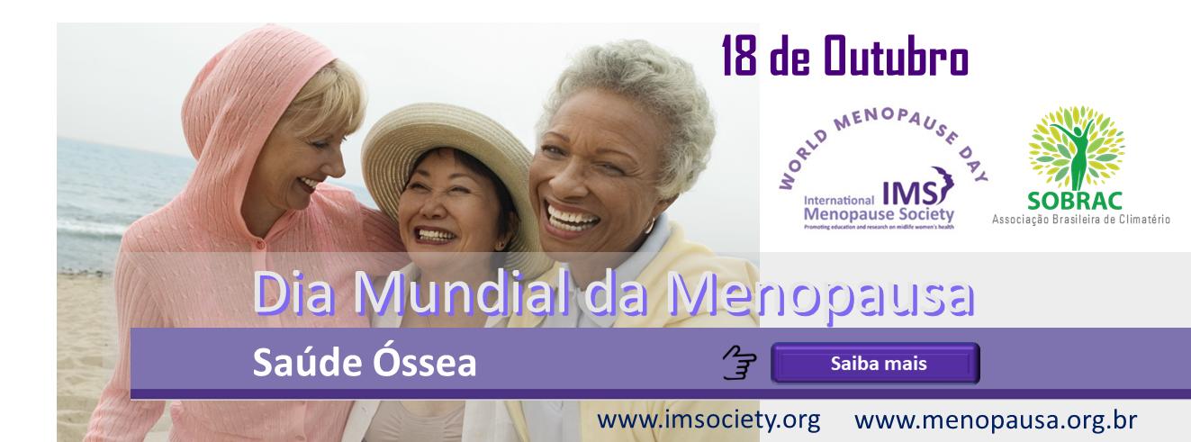Dia Mundial da Menopausa 2021